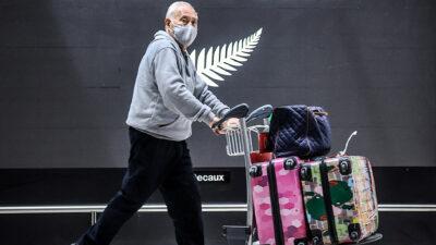 Nueva Zelanda decreta cuarentena por 3 casos de COVID-19