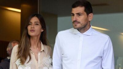 Iker Casillas apoya a Sara Carbonero ante recaída del cáncer