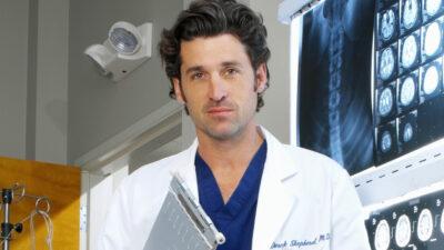 Patrick Dempsey revela por qué dejó Grey's Anatomy