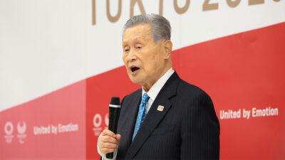 Renuncia presidente del comité organizacional de Tokio 2020