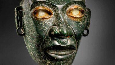 subasta piezas prehispánicas