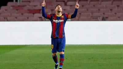 Nombran a Messi el mejor jugador de la última década