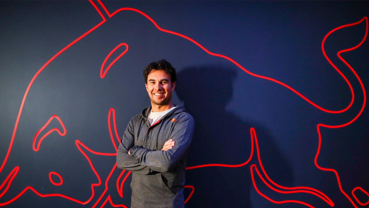 América Móvil corre para Red Bull Racing, la escudería de Checo Pérez