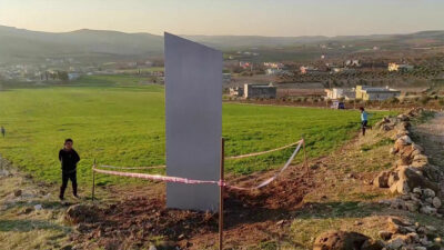 Descubren otro monolito en Turquía