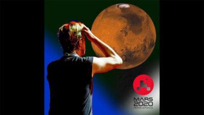 NASA celebra con Life on Mars de David Bowie