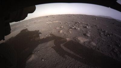 Rover Perseverance envía más fotos a color de Marte