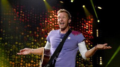 Chris Martin y las canciones que lo llevaron al éxito con Coldplay