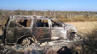 INM cesa a funcionarios tras masacre en Camargo, Tamaulipas