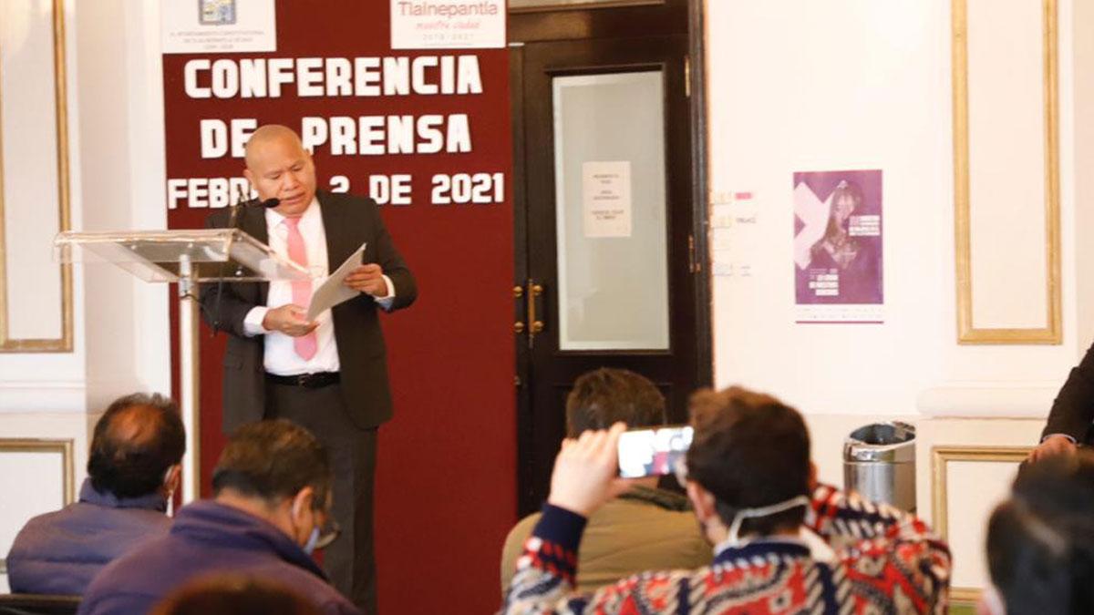 Jonás Sandoval Orozco, investigado por documento falso en Tlalnepantla