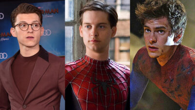 Tom Holland Tobey Maguire Y Andrew Garfield Spiderman