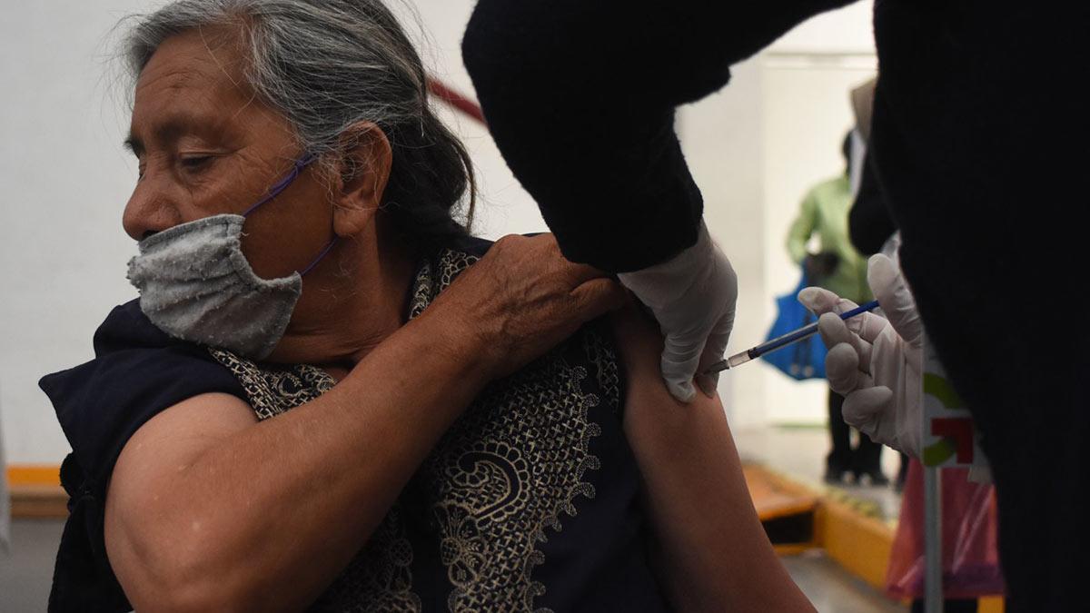 Vacuna COVID-19: Tláhuac, Xochimilco e Iztacalco