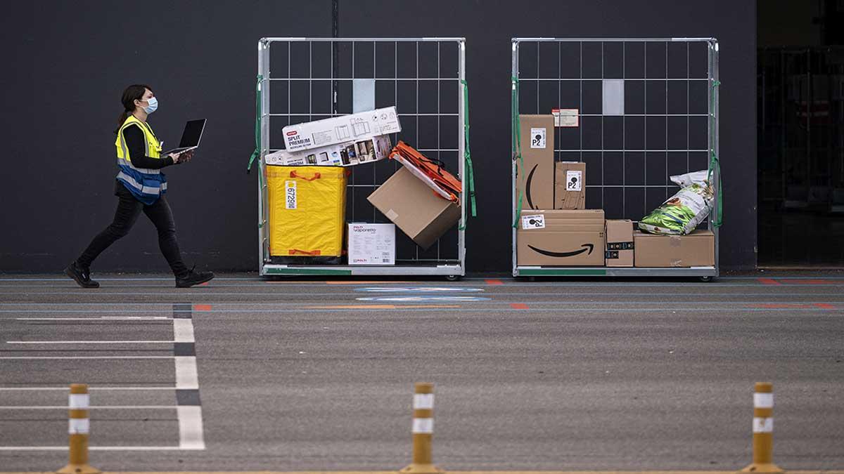 Amazon abrirá un nuevo centro de envío en Sonora