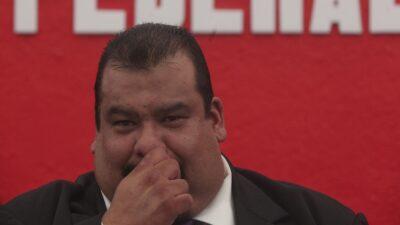 Cuauhtémoc Gutiérrez de la Torre, exlíder del PRI CDMX, tramita amparo contra captura