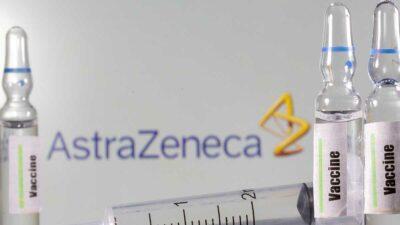 El gobierno británico calificó de segura y eficaz la vacuna de AstraZeneca.