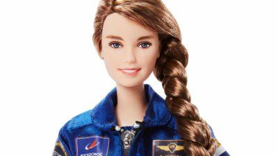 Barbie cosmonauta