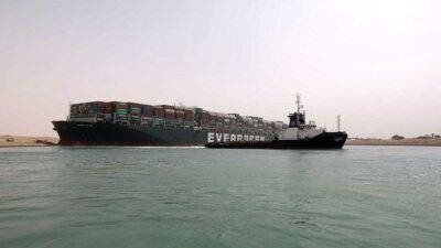 Bloqueo del buque Ever Given: afectaciones por suspensión de navegación en Canal de Suez