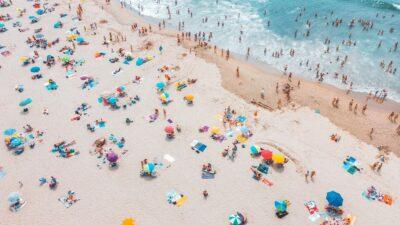 En Acapulco, chanclazo desata batalla campal entre turistas; ve video