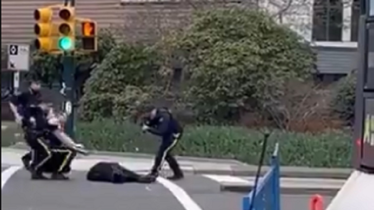 Ataque con cuchillo en Vancouver
