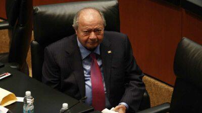 Carlos Romero Deschamps: quién es el polémico político ligado a Pemex