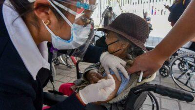 Vacunación COVID: Xochimilco, Iztacalco y Tláhuac ponen segunda dosis