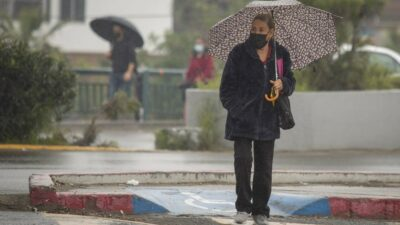 Clima: Frente frío traerá fuertes lluvias y granizadas a estos estados