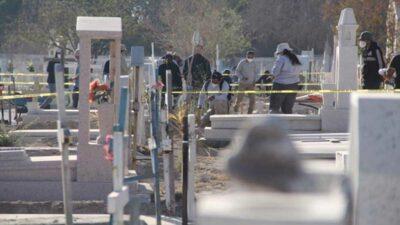 Coahuila realiza primera exhumación masiva con fines de identificación