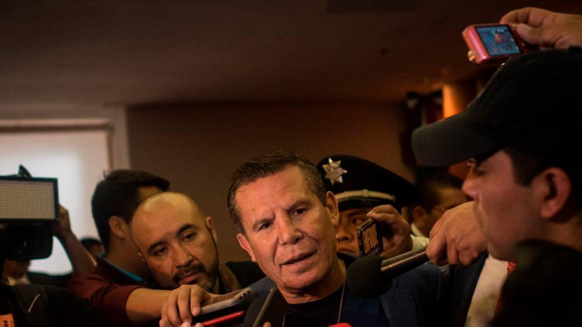 Julio César Chávez defiende su clínica tras caso de Rafael Amaya