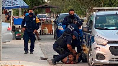 Caso Victoria: detienen a policías involucrados en muerte de salvadoreña en Tulum