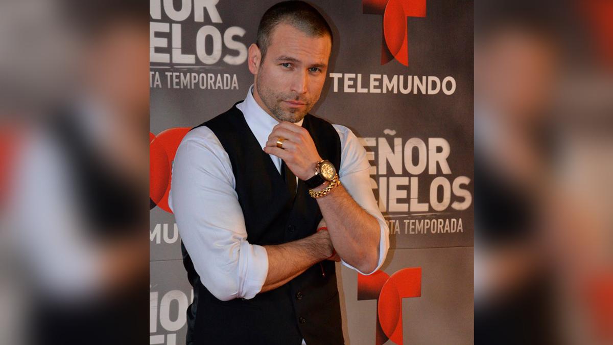 Rafael Amaya es captado en Tijuana con presunto delirio de persecución