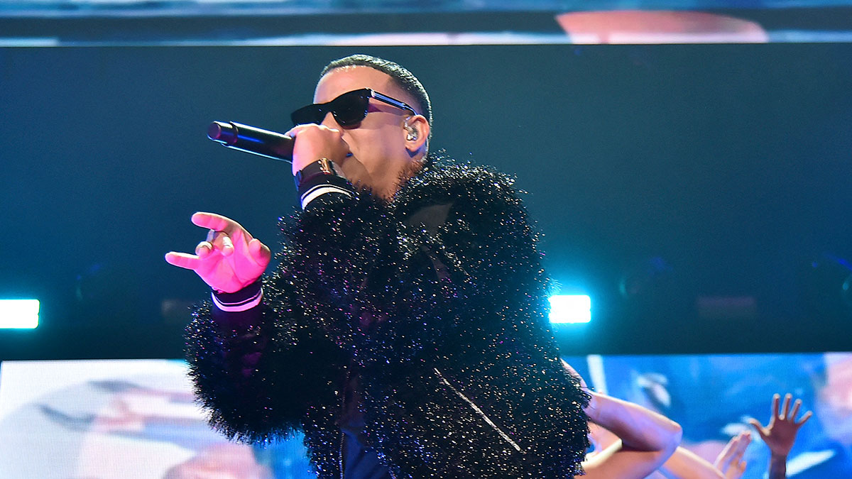 Daddy Yankee Compositor Del Ano Ascap