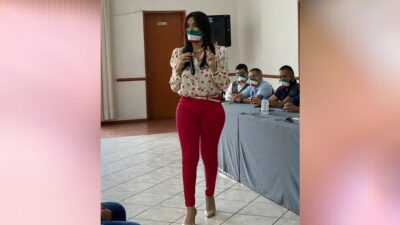 Diana Sánchez Barrios: Ella es la candidata detenida en CDMX