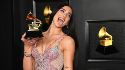 Dua Lipa Grammy