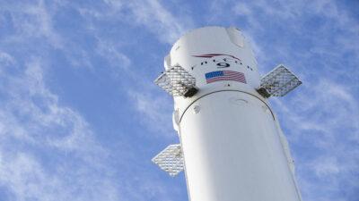 Estados Unidos: restos del Falcon 9 asombran en Oregón