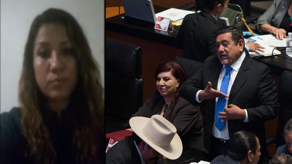 Caso Félix Salgado: presunta víctima difunde video en redes