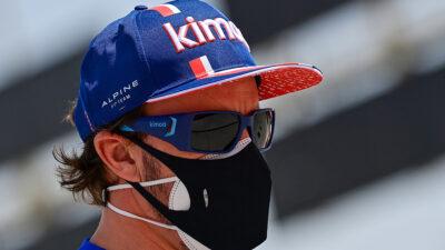 Fernando Alonso Sandwich Abandonar Carrera