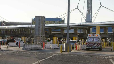 Hasta el 21 de abril, se mantendrá el cierre de fronteras entre México y EU