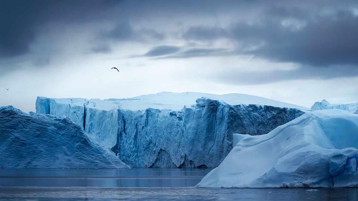 Groenlandia no tenía hielo
