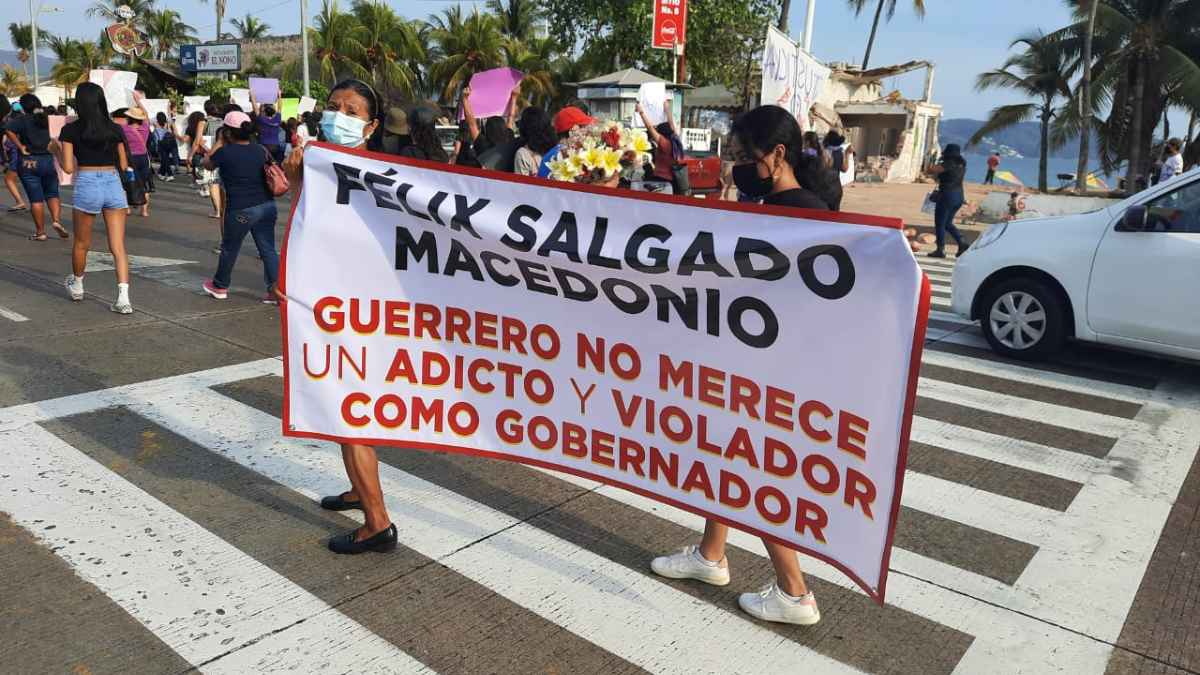 Día Mujer 8M México