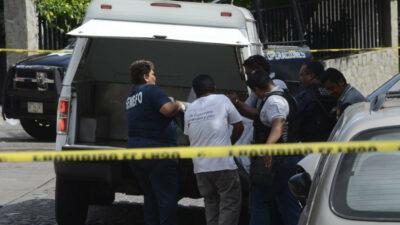 Febrero, el mes con menos homicidios dolosos: SSPC