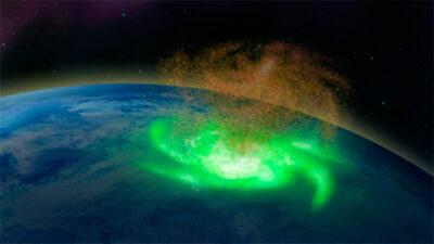 Huracan Espacial
