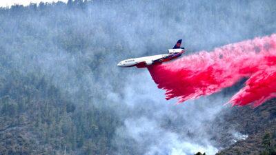 ¿Cuáles son las sanciones a quien provoque incendios forestales?