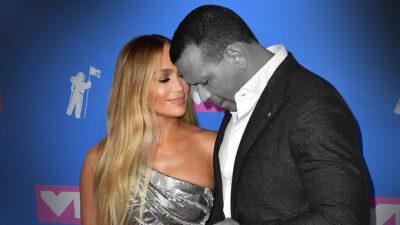 Jennifer Lopez y Alex rodríguez rompen y cancelan compromiso