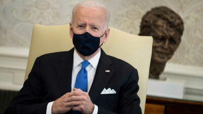 Joe Biden, presidente de EU, dijo que es crítico que las personas confíen en la ciencia. Foto: AFP
