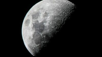 Una estación lunar, el nuevo proyecto de Rusia y China