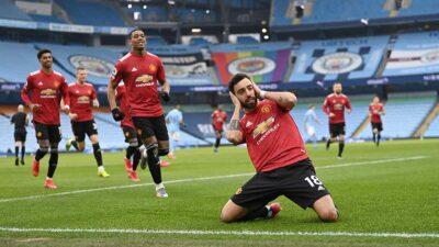 Manchester United derrota al City