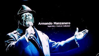 Armando Manzanero homenaje