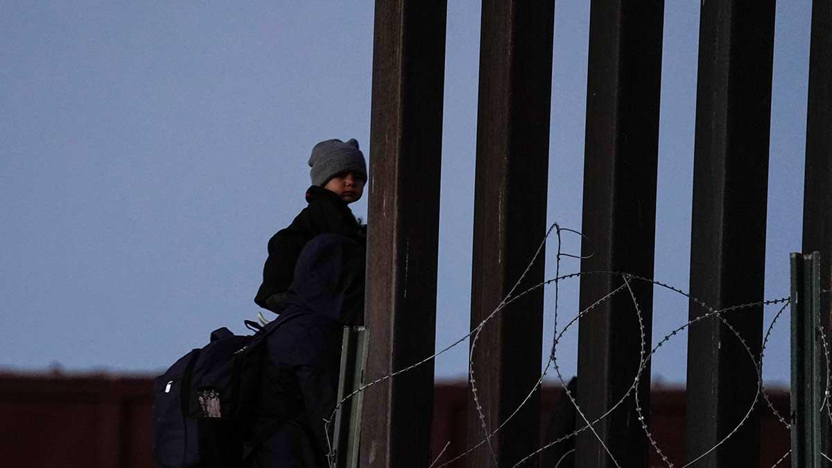 Aproximadamente dos tercios de los niños migrantes no acompañados proceden de Guatemala, El Salvador y Honduras. Foto: Reuters