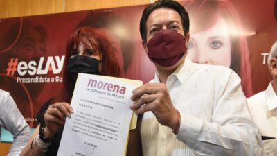 Morena presenta recurso de apelación contra el INE