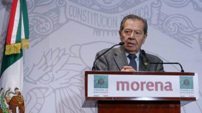 """Porfirio Muñoz Ledo, la """"ave de tempestades"""" es vetada"""