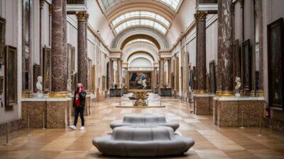 Museo Louvre sube casi medio millón de obras a internet, así puedes verlas
